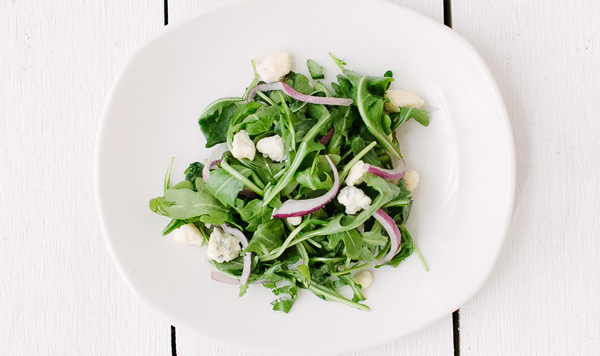 Arugula & Blue Cheese Salad